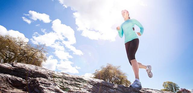 Sport und Kurzzeitfasten als Training fürs Heilfasten