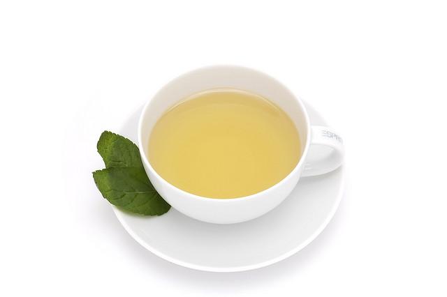 Grüner Tee hilft beim Abnehmen
